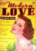 Modern Love Magazine (1937-1941 Western Fiction) Pulp Vol. 1 #5