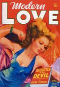 Modern Love Magazine (1937-1941 Western Fiction) Pulp Vol. 2 #1