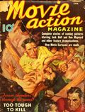 Movie Action Magazine (1935-1936 Street and Smith) Pulp Vol. 1 #4