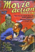 Movie Action Magazine (1935-1936 Street and Smith) Pulp Vol. 1 #6
