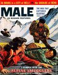 Male (1950-1981 Male Publishing Corp.) Vol. 2 #1