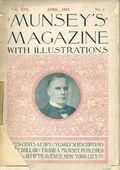Munsey's Magazine (1889-1929 Frank A. Munsey) Pulp Vol. 17 #1
