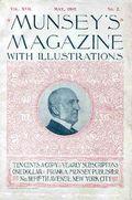 Munsey's Magazine (1889-1929 Frank A. Munsey) Pulp Vol. 17 #2
