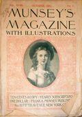 Munsey's Magazine (1889-1929 Frank A. Munsey) Pulp Vol. 18 #1