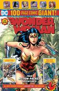 DC 100-Page Comic Giant Wonder Woman (2019 DC) Walmart Edition 1