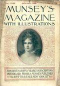 Munsey's Magazine (1889-1929 Frank A. Munsey) Pulp Vol. 18 #4