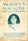 Munsey's Magazine (1889-1929 Frank A. Munsey) Pulp Vol. 18 #5