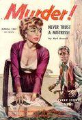 Murder (1956-1957 Decker Publications) Pulp Vol. 1 #3
