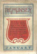 Munsey's Magazine (1889-1929 Frank A. Munsey) Pulp Vol. 24 #4