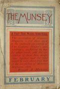 Munsey's Magazine (1889-1929 Frank A. Munsey) Pulp Vol. 24 #5