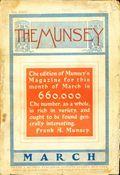 Munsey's Magazine (1889-1929 Frank A. Munsey) Pulp Vol. 24 #6