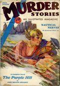 Murder Stories (1931 Harold Hersey) Pulp Vol. 1 #1