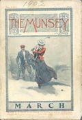 Munsey's Magazine (1889-1929 Frank A. Munsey) Pulp Vol. 26 #6