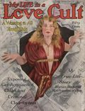 My Life in a Love Cult (1928 Better Publications) Pulp 1