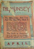 Munsey's Magazine (1889-1929 Frank A. Munsey) Pulp Vol. 35 #1