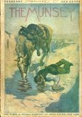 Munsey's Magazine (1889-1929 Frank A. Munsey) Pulp Vol. 36 #5
