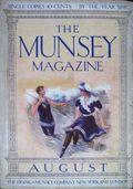 Munsey's Magazine (1889-1929 Frank A. Munsey) Pulp Vol. 37 #5