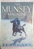 Munsey's Magazine (1889-1929 Frank A. Munsey) Pulp Vol. 38 #5