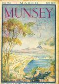 Munsey's Magazine (1889-1929 Frank A. Munsey) Pulp Vol. 38 #6