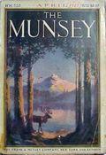 Munsey's Magazine (1889-1929 Frank A. Munsey) Pulp Vol. 39 #1