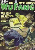 The Mysterious Wu Fang (1935-1936 Popular Publications) Vol. 1 #1