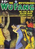 The Mysterious Wu Fang (1935-1936 Popular Publications) Vol. 1 #3