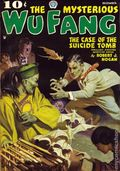 The Mysterious Wu Fang (1935-1936 Popular Publications) Vol. 1 #4