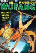 The Mysterious Wu Fang (1935-1936 Popular Publications) Vol. 2 #2