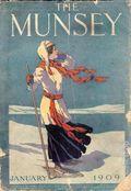 Munsey's Magazine (1889-1929 Frank A. Munsey) Pulp Vol. 40 #4