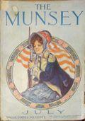 Munsey's Magazine (1889-1929 Frank A. Munsey) Pulp Vol. 41 #4