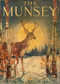 Munsey's Magazine (1889-1929 Frank A. Munsey) Pulp Vol. 42 #4