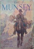 Munsey's Magazine (1889-1929 Frank A. Munsey) Pulp Vol. 43 #1