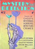 Mystery and Detection (1934-1935 World's Work) Pulp Vol. 1 #2
