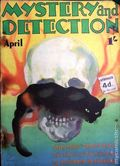 Mystery and Detection (1934-1935 World's Work) Pulp Vol. 1 #3