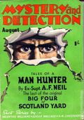 Mystery and Detection (1934-1935 World's Work) Pulp Vol. 2 #1