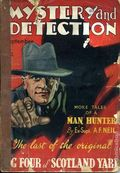 Mystery and Detection (1934-1935 World's Work) Pulp Vol. 2 #2