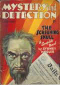 Mystery and Detection (1934-1935 World's Work) Pulp Vol. 2 #3