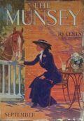 Munsey's Magazine (1889-1929 Frank A. Munsey) Pulp Vol. 43 #6