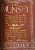 Munsey's Magazine (1889-1929 Frank A. Munsey) Pulp Vol. 44 #2