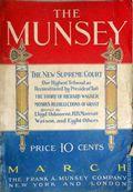 Munsey's Magazine (1889-1929 Frank A. Munsey) Pulp Vol. 44 #6