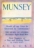 Munsey's Magazine (1889-1929 Frank A. Munsey) Pulp Vol. 45 #5