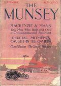Munsey's Magazine (1889-1929 Frank A. Munsey) Pulp Vol. 45 #6