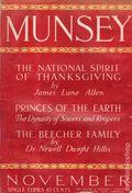 Munsey's Magazine (1889-1929 Frank A. Munsey) Pulp Vol. 46 #2
