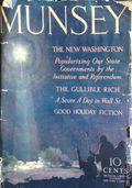 Munsey's Magazine (1889-1929 Frank A. Munsey) Pulp Vol. 46 #3