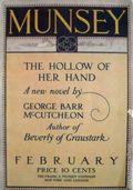 Munsey's Magazine (1889-1929 Frank A. Munsey) Pulp Vol. 46 #5