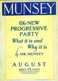 Munsey's Magazine (1889-1929 Frank A. Munsey) Pulp Vol. 47 #5