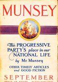 Munsey's Magazine (1889-1929 Frank A. Munsey) Pulp Vol. 47 #6