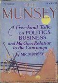 Munsey's Magazine (1889-1929 Frank A. Munsey) Pulp Vol. 48 #1
