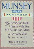 Munsey's Magazine (1889-1929 Frank A. Munsey) Pulp Vol. 48 #2