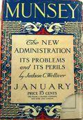 Munsey's Magazine (1889-1929 Frank A. Munsey) Pulp Vol. 48 #4